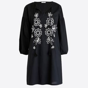 J. Crew 3/4 Sleeve Cover Up